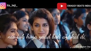 Miss you ena sara by navjeet $ whats app love lyrical status video $