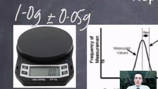 1 Errors and Uncertainties in Measurement