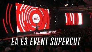 EA's E3 2017 press conference in 8 minutes