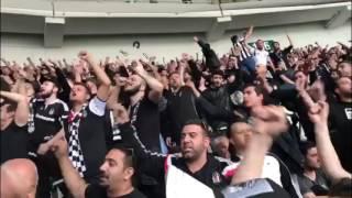Beşiktaş taraftarı Bursa tribün özeti 15.05.2017