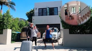 ARE WE MOVING INTO OUR OLD HOUSE!? *We Walk In*