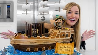 Sea of Thieves Cake Unboxing! OMG!!!