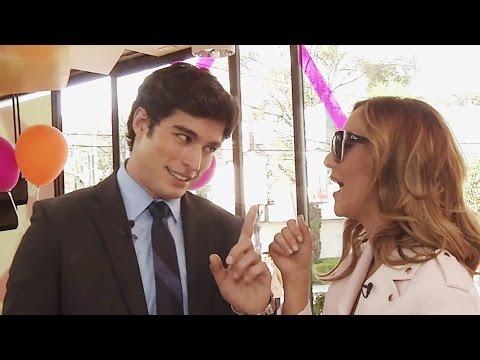 Xxx Mp4 Danilo Hizo Sonrojar A Verónica Al Confesar Cómo Duerme 3gp Sex