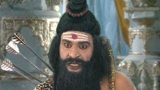 Laxman Parshuram Samvad Ramleela Part-3 / Radheshyam Ramayan / Chandra Bhushan Pathak