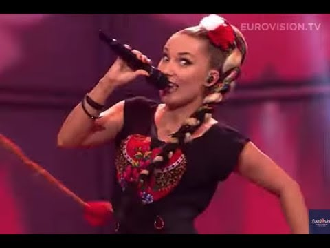 Xxx Mp4 Eurovision Porn Contest Polish Entry Drops Jaws With Sexy Milkmaids 3gp Sex