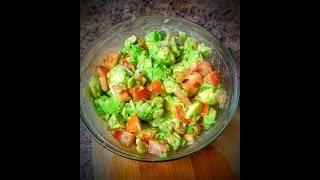 Avocado salad (ኣቨካዶ ሳላጣ)