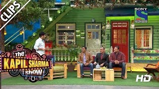 Kapil welcomes Team CID to the show- The Kapil Sharma Show - Episode 12 - 29th May 2016