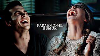 Kara & Mon-El | Humor