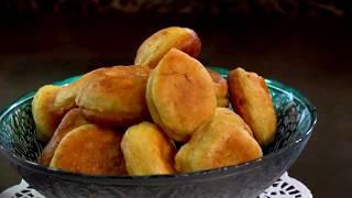 صب القفشة | حلويات شعبية خليجية | Sweet Pastry