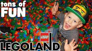 Legoland - BEST DAY EVER!