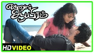Ennul Aayiram tamil movie | scenes | Maha and Marina romance | Gopi Sunder
