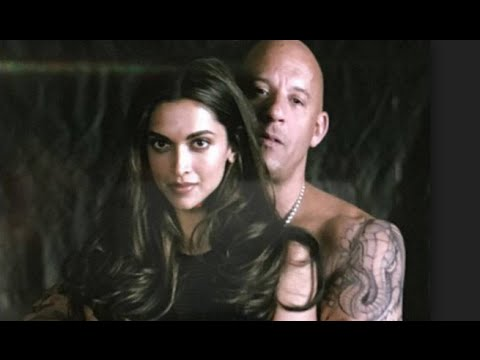 Xxx Mp4 XXx Movie Vin Diesel Shares First Video With Deepika Padukone 3gp Sex