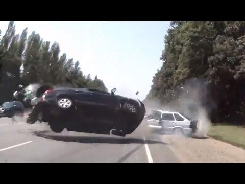 Car Crash Compilation 63