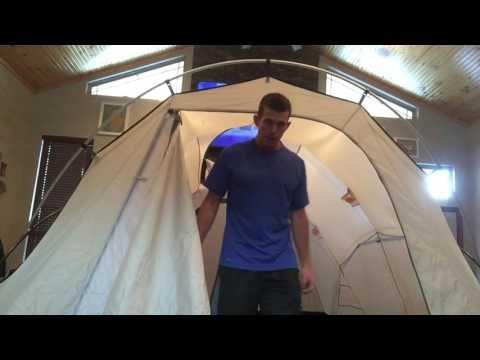 Cabela s Instinct Outfitter Tent 8 man Alaska