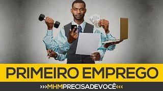 ⚫ Primeiro Emprego: 6 Dicas para conseguir o seu ⚫