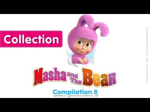 Xxx Mp4 Masha And The Bear Compilation 83 Episodes In English Best New Collection 3gp Sex