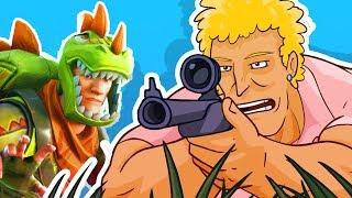 YO MAMA SNIPES! Fortnite: Battle Royale