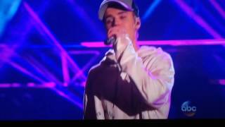 Justin Bieber AMA 2015 performance Part 1