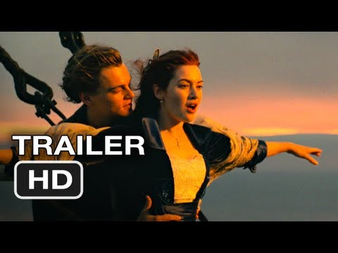 Xxx Mp4 Titanic 3D Re Release Official Trailer 1 Leonardo DiCaprio Kate Winslet Movie 2012 HD 3gp Sex