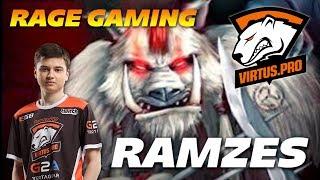 RAMZES666 Bloodseeker | RAGE GAMING | Dota 2 Pro Gameplay