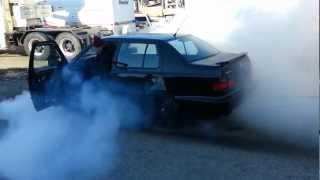 MK3 Jetta VR6 Burnout
