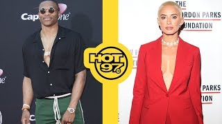 Russell Westbrook Goes OFF On A Fan + Thoughts On Yes Julz Comments On Scottie Beam & Karen Civil