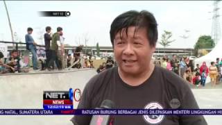 Jakarta Rusun Festival 2017, Kompetisi Skateboard yang dilaksanakan di Kalijodo Skatepark - NET12