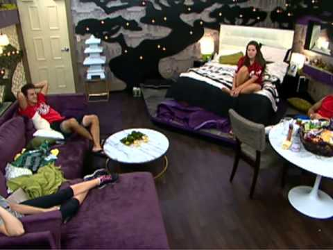 BB14- Sexual Talk in The HoH Room