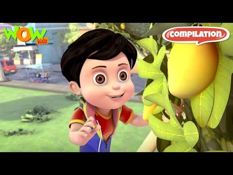 Xxx Mp4 Vir The Robot Boy 3 3D Action Compilation For Kids As Seen On Hungama TV 3gp Sex