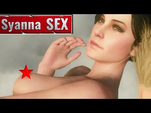 The Witcher 3 Blood and Wine Syanna  Romance Scene with Geralt of Rivia (BEYOND HILL AND DALE)