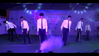 Replication of MJ5 by KVNH School Students ||HD|| 1080p||