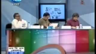 RTV Gol Table 26 June 2013- Andalib Rahman Partho,Mahi B Chowdhury,Shahriar Alam,Muazzem Alal Part