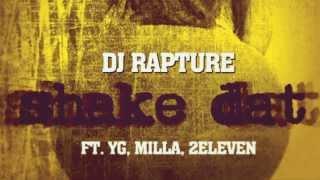 Dj Rapture ft. YG, Milla, 2Eleven - Shake Dat  (OFFICIAL HD)