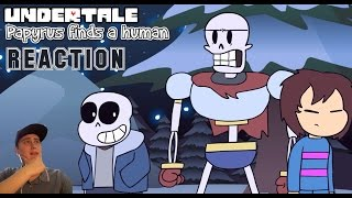 Papyrus Finds a Human | Reaction