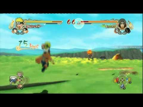 NUNS Naruto Vs. Itachi