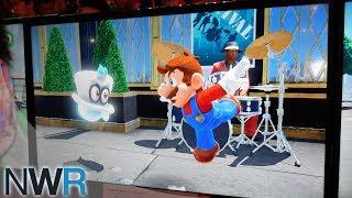 10 Min of Super Mario Odyssey - New Donk City (E3 2017)