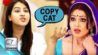 Shilpa Shinde's SHOCKING Comment On New 'Angoori Bhabhi' | &TV