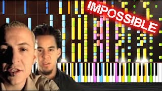Linkin Park - In The End - IMPOSSIBLE PIANO by PlutaX