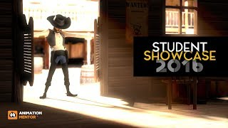 3D Animation Student Showcase 2016 - Animation Mentor