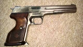 80s toy cap gun MAGNUM made in Spain