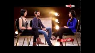 Dhanush & Akshara Haasan talk to zoOm - EXCLUSIVE   Shamitabh Movie