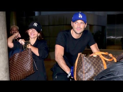 Xxx Mp4 Michelle Keegan Is All Smiles At LAX With Beau Mark Wright 3gp Sex