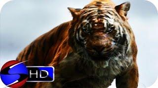 The Jungle Book [2016] Epic Action Teaser 1080p Hi Res