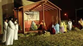The Live Nativity Drama 2013 @ Braeswood Assembly Church Houston Texas