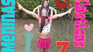 Meninas Elásticas 7 * Vídeos Cassetadas de morrer de rir