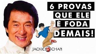 6 coisas que você não sabia sobre Jackie Chan