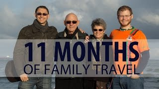 Family Travel - One Year in Europe - 20 Years Later
