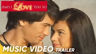 And I Love You So music video by Sam Milby