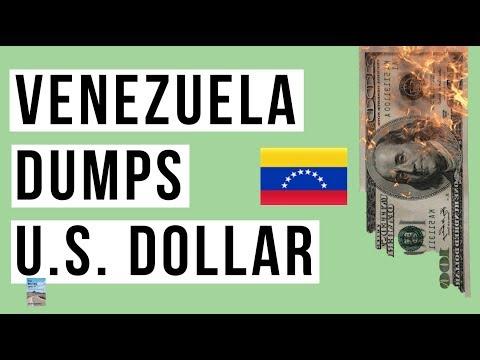 Xxx Mp4 Venezuela DROPS U S Dollar For Euro China's Tech Stocks In MASSIVE SELLOFF 3gp Sex
