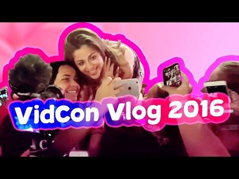 VidCon Vlog 2016   Baby Ariel